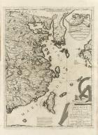 Parte orientale della China : divisa nelle sue Provincie, se dedicata al motto rev. Padre Antonio Baldigiani della Compagnia di Gesù