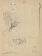 Reconhecimento hydrographico do porto e rada de Macau