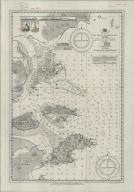 Carta hidrográfica da província de Macau