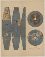 Martin Behaim's Erdapfel, 1492. Part 4