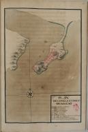 Plan de ville et port de Macaö