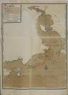 Carte de l'entrée de Canton : ou sont marquez exactement tous les mouillages, que nous fismes depuis l'isle de Sanciam, les bancs, les roches, et autres dangers que j'ay peu reconnoitre