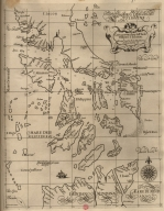 Particular map of Philippine Islands and of Luzon