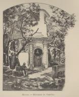 Macao - monument du camoëns