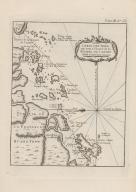 Carte des isles qui sont a l'entrée de la rivière de Canton