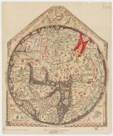 Richardi de Haldingham seu de Bello Mappamundi inter annos 1276-1283 p. Ch. conscripta Herefordi Angliae conservata