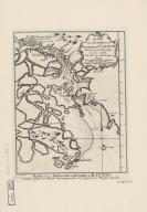 Carte de l'entrée de la riviere de Canton : dressée sur les observations les plus récentes = Kaart van 't inkoomen der riviere van Kanton