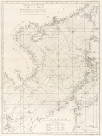 A general chart of the China Sea : drawn from the journals of the European navigators, particularly from those collected by Capt. Hayter