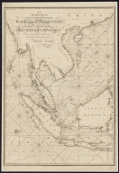 To the Honorable the Court of Directors of the United Company of Merchants of England trading to the East Indies, this Chart of the China Seas