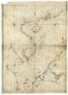 Carte française de la Mer de Chine et du Golfe de Siam