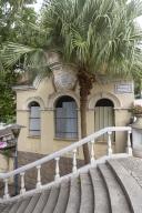 近嘉模堂前地建築物的葡國標致
