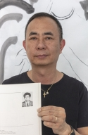 藝術家,前文化局長吳衛鳴