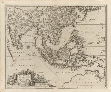 Indiae orientalis nec non insularum adiacentium nova descriptio