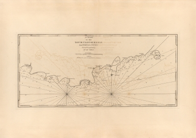 A Chart of the South Coast of Hay-Nan from Tinhosa to Guichou