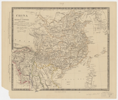 China and the Birman Empire : with parts of Cochin-China and Siam