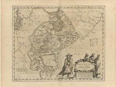 Kiangsi, imperii sinarum provincia octava