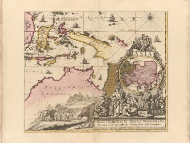 India quae orientalis dicitur, et insulae adiacentes.Part 4
