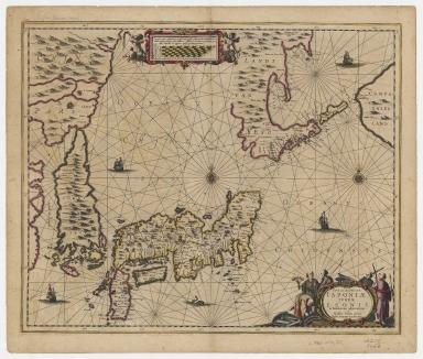 Nova et accvrata Japoniae, terrae Esonis ac insularum adjacentium ex novissima detectione descriptio