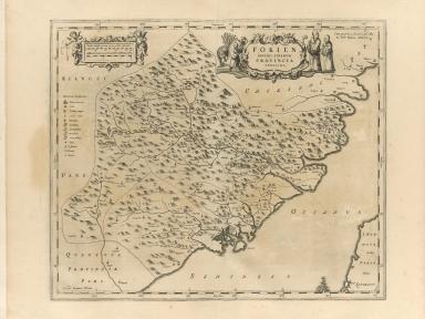 Fokien imperii sinarum provincia undecima