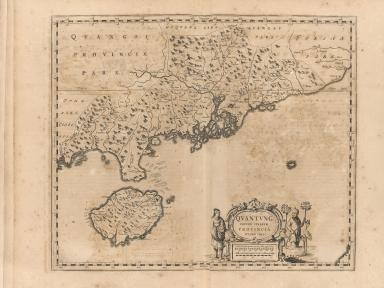 Quantung, imperii Sinarum provincia duodecima