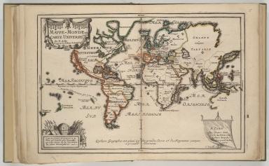Mappe-monde ou carte universelle
