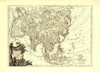 Asia, ěst nor ashkharhagrakan znnut'eants' : p'oragreal i Vēnētik i Vans Srboyn Ghazaru i t'uis merum 1236