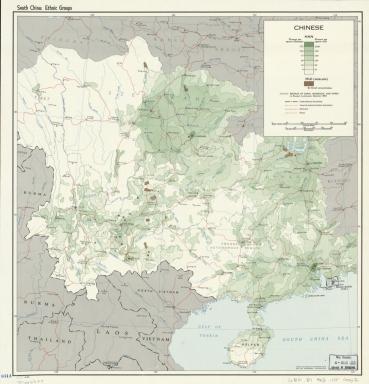 South China: Ethnic groups. 3-63