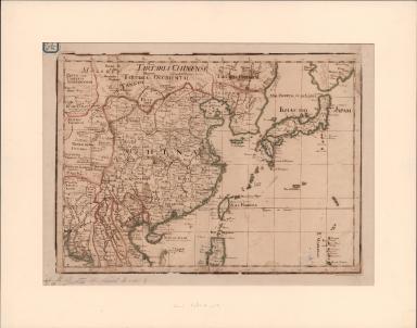 [Carta da China].