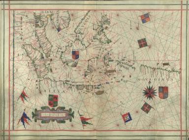 Cambodia, Siam, Borneo, Papua New Guinea