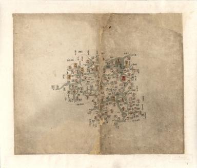 湖南省輿圖 = Map of Hunan Province