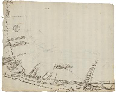 Route du voyage d'un Ambassadeur de Moscovie a la Chine en 1653 : le voiage a eté de 3 ans 5 mois.Route du voyage d'un Ambassadeur de Moscovie a la Chine en 1653 : le voiage a eté de 3 ans 5 mois.