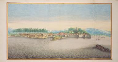 A view of Melaka