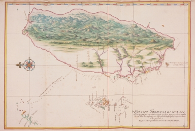 A general map of the island of Formosa / Taiwan