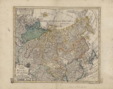 Tab. Geogr. Imperii Russici : ad emendatiora adhuc edita exempla jussu Acad. Reg. Scient. et eleg. Litt. Boruss. descripta