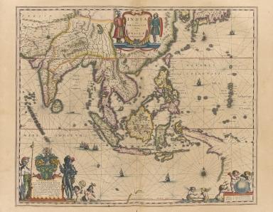 India quae Orientalis dicitur, et insulae adiacentes