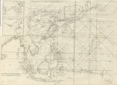 [Map of the East Indies]