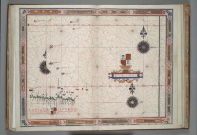 Fernão Vaz Dourado: East Indies (eastern part)