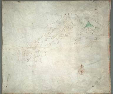 Carta náutica de Macau e das ilhas de cantão