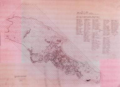 Planta topográfica da cidade de Macau