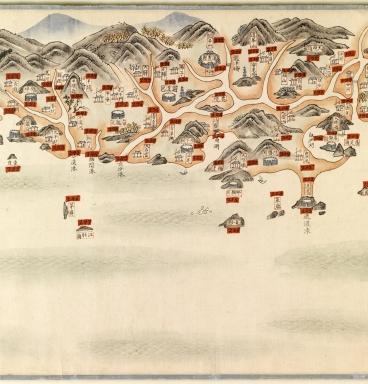 南中國海岸圖 = Carte des côtes sud de la Chine. Part 6