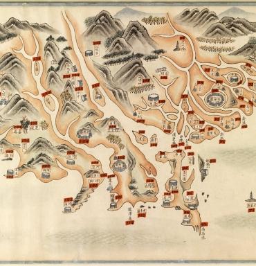 南中國海岸圖 = Carte des côtes sud de la Chine. Part 3