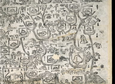 廣東省地圖 = Carte de la province de Canton. Part 4