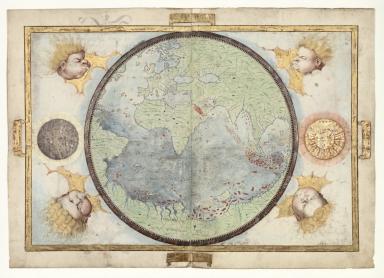 Atlas nautique du Monde
