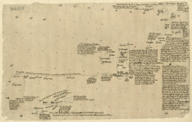 Carte des Isles de Liéou-Kiéou dont le roi est tributaire de la Chine