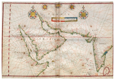 Nautical atlas of the world