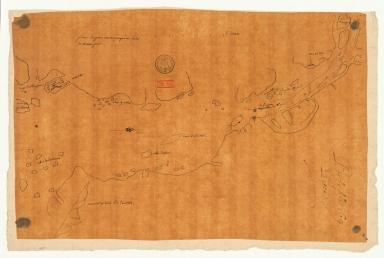 從澳門到黃埔的地圖