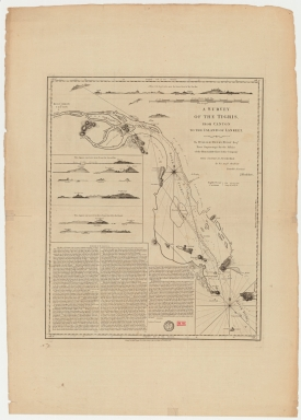 A survey of the Tigris from Canton to the island of Lankeet