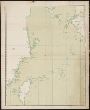 [Carte de la mer de Chine]