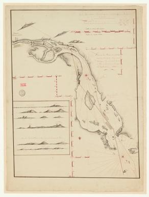 Plan de la rivière de Canton depuis la bouche du Tigre, jusqu'à Wampou