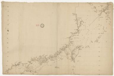 [Carte côtes de la Chine]